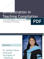 Compilation of Demonstration in Teaching.pptx
