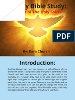 7 Day Bible Study