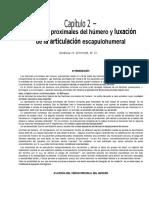 2 Fracturas Proximales Del Húmero y Luxación 2