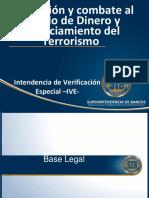 Ley para prevenir el terrorismo