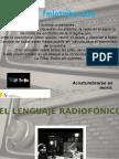 02 El Lenguaje Radiofónico - Elementos 2014 II