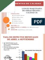 Longxi maquinaria de obras mejora – calidad (.pptx