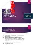 4 Risk and Causation