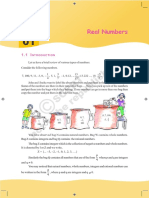 Class-IIIX-AP about real numbers chapter