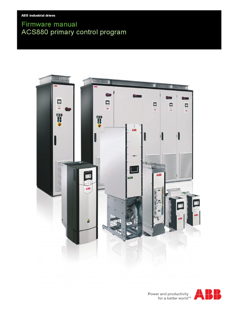 ABB Firmware Manual | Power Inverter | Power Supply