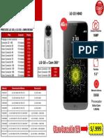 HV - Nuevo Equipo LG G5 H840