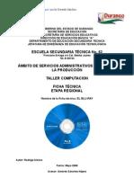 Análisis Objeto Técnico El Blu-ray (Sistema de Almacenamiento Secundario)