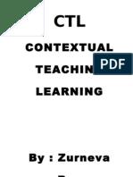 Makalah Contextual Teaching and Learning