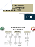Problem Management Siklus Pdsa