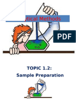 Chapter 1.2-The Analytical Approach