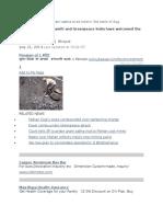 Mahan Coal Mining Grama Saba Consent