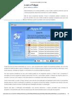 1Crie Programas Portáteis Com o P-Apps