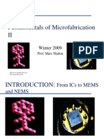 Microfab - Class 2 - Intro II