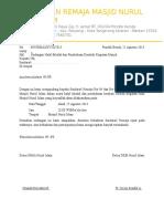 contoh Surat Undangan IRMA