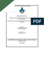 Makaka Report.