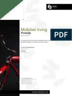 Mobilier Living Experimental