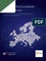 Eu Energy Union Strategy