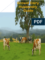 Growel Dairy Husbandry Guide