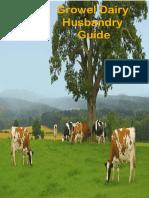 Growel Dairy Husbandry Guide