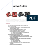 CMUcam4 Guide