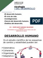 Psicología Del Desarrollo Humano 1