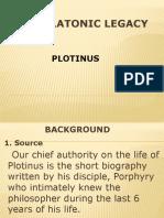 b. Neo-platonic Legacy