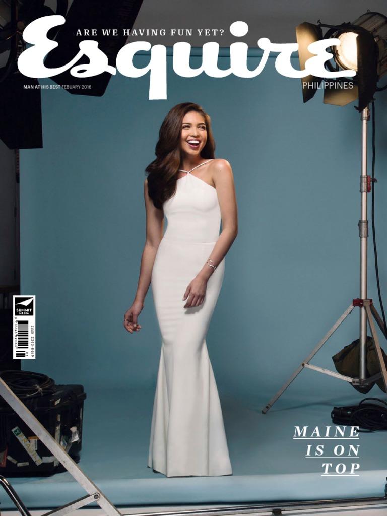 e3de27733adc18 Esquire Philippines - February 2016