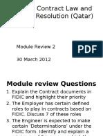 Module Review (2)
