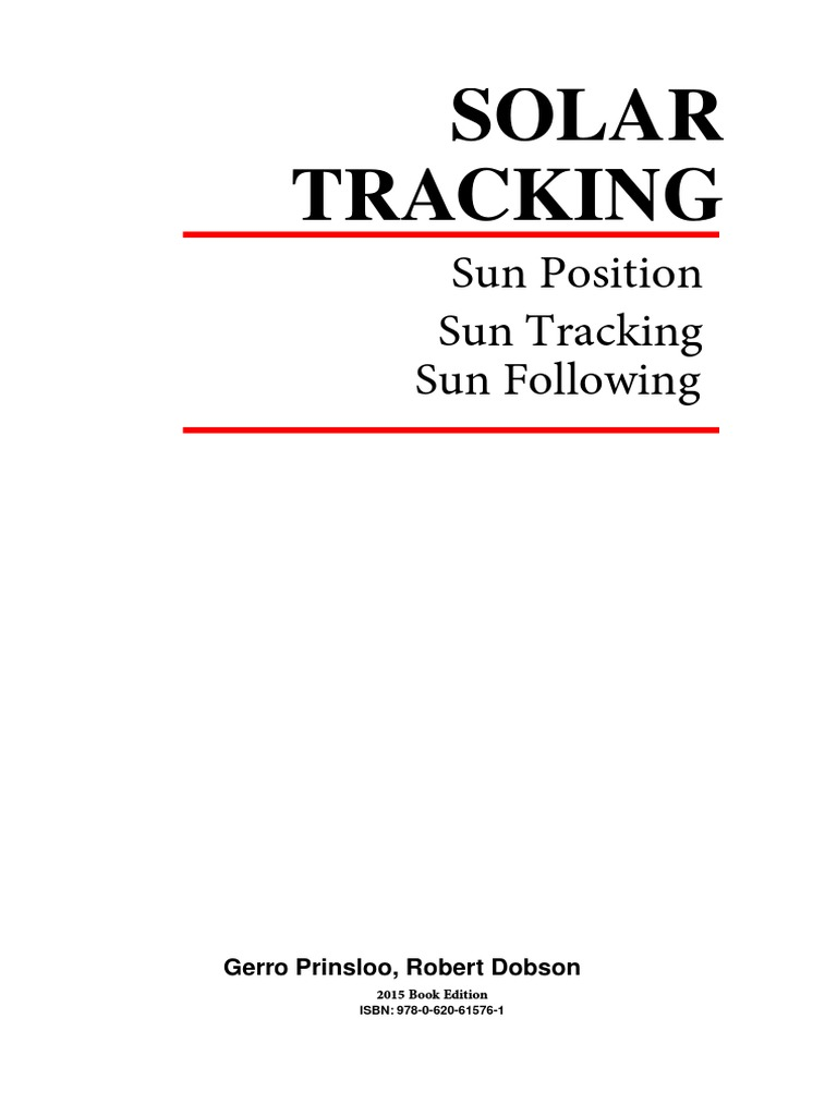 Solar Tracking Ebook On Sun Hardware Software Ocl Audio Power Amplifier Circuit Production Suite Entrance Diy Kit Energy Photovoltaic System