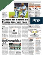 La Gazzetta dello Sport 02-06-2016 - Calcio Lega Pro