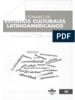 Diccionario de Estudios Sulturales Latinoamericanos
