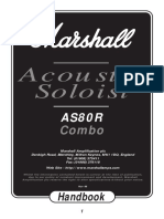 marshal as-80r manual