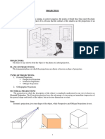 4. Projection (Solid Geometry)