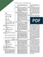 IBPS PO II Previous Paper 2012.26
