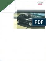 Manual de instrucciones Audi A3 8P