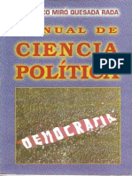 Miró Quesada Manual de Ciencia Politica