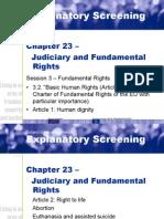 SC23EXP_Fundamental Rights - Basic Human Rights