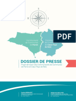 Le projet de fusion des communautés de communes de Pornic et Cœur Pays de Retz