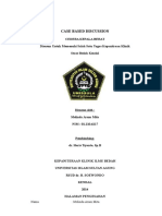 Cbd Cidera Kepala Berat