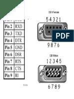 DB 9_Pin Conexion