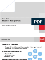 Material Management - SAP - Presentation_ASE