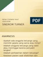 Blok 27 Sindrom Turner
