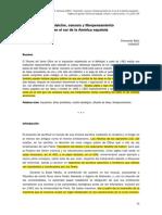 Bahr. Inquisición, Censura y Librepensamiento en El Sur de La América Española
