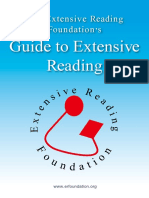 Guide to Extensive Reading