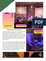 FCC Newsletter Summer 2016