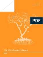 2016 Africa Prosperity Report PDF