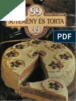 99 Sütemény És Torta