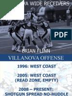 Coach Brian Flinn 5 wide scheme