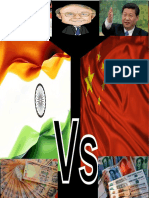 An Analysis Between China and India Contribution to the World in Repect to Porters 5 Force Model- By Alladin Yaseen