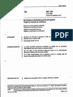 SR 137-95 Materiale Hidroizolante Bitumate